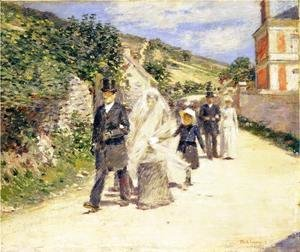 Theodore Robinson - The Wedding March