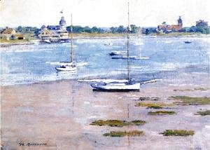 Theodore Robinson - Low Tide