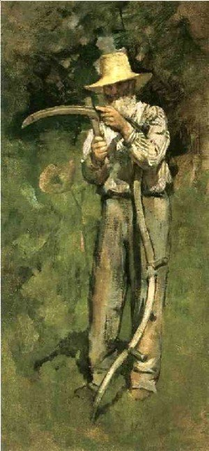 Theodore Robinson - The Man With Scy