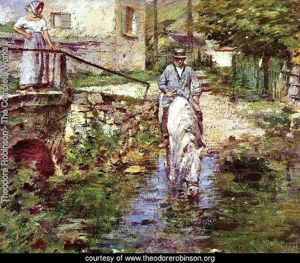 Theodore Robinson - The Complete Works