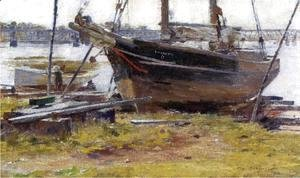 Theodore Robinson - The E  M  J  Betty
